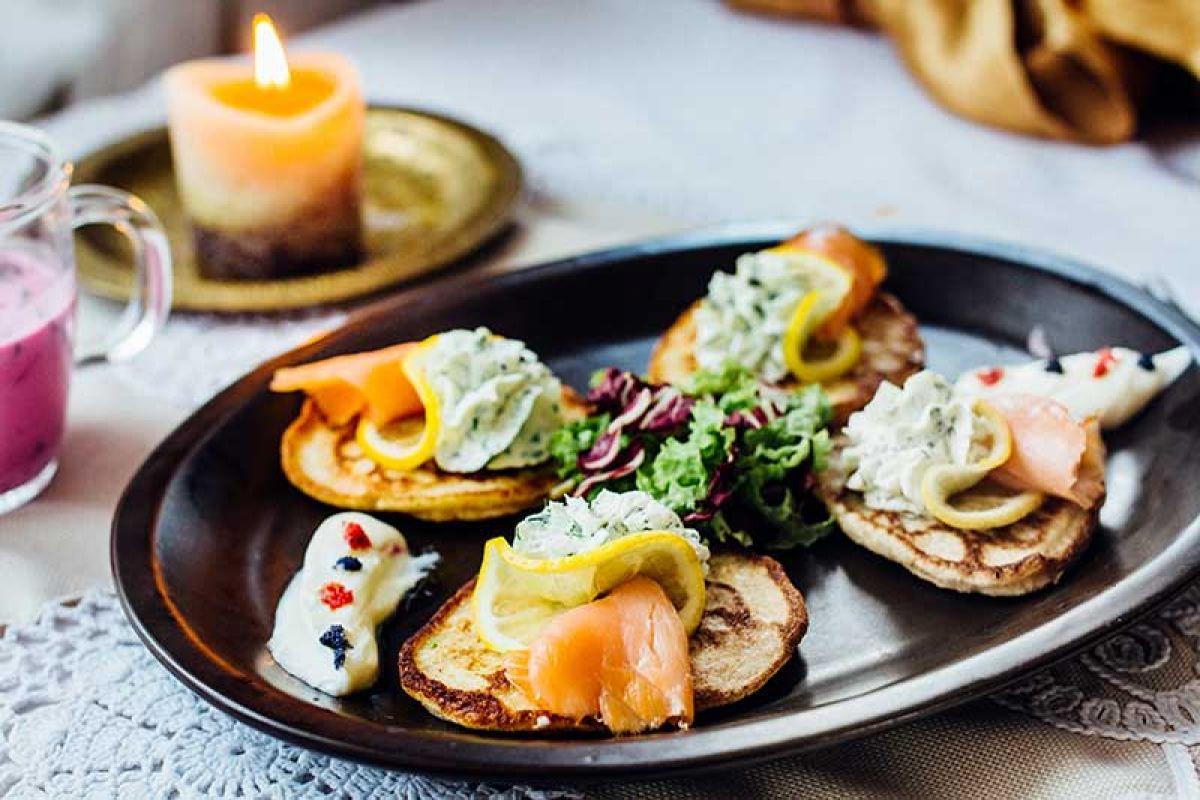 Restauracja W Hotelu Bialowieski Serwuje Wysmienite Potrawy Kuchni